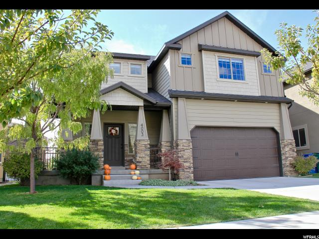 4003 W Sawgrass, Cedar Hills, UT 84062 (#1562913) :: Big Key Real Estate