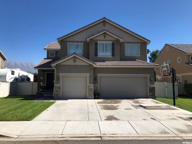 1407 S Dragonfly Dr, Lehi, UT 84043 (#1562923) :: Big Key Real Estate