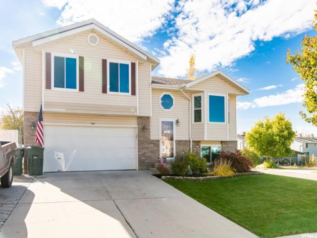 929 E 1275 N, Ogden, UT 84404 (#1562950) :: Big Key Real Estate