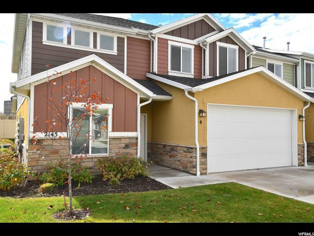2145 W Carson S #4, West Haven, UT 84401 (#1562972) :: Red Sign Team