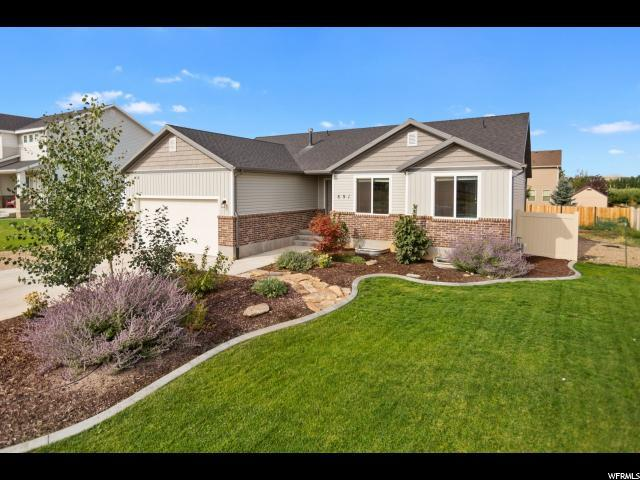 891 N 350 W, Santaquin, UT 84655 (#1563000) :: RE/MAX Equity