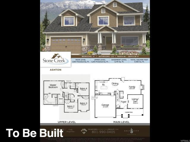 1369 E 370 N #43, Heber City, UT 84032 (#1563034) :: Big Key Real Estate