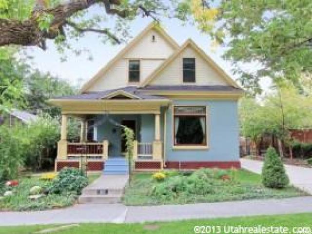 65 I St, Salt Lake City, UT 84103 (#1563160) :: Colemere Realty Associates