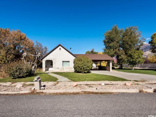 70 W 100 N, Nephi, UT 84648 (#1563194) :: Big Key Real Estate