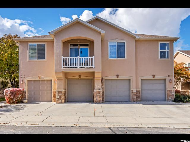 3480 S Ashby View Cv W, West Valley City, UT 84128 (#1563285) :: Eccles Group