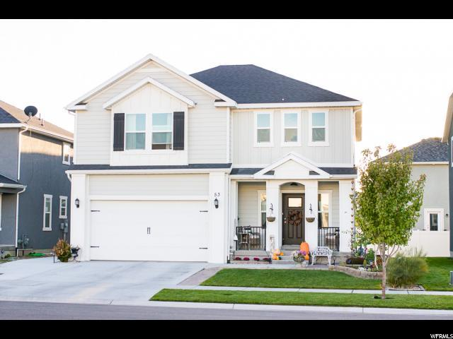 53 N Rue De Matth W, Vineyard, UT 84058 (#1563296) :: Action Team Realty
