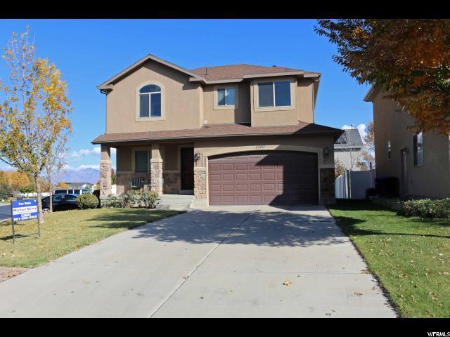 13111 S Eagle Peak Dr W, Herriman, UT 84096 (#1563297) :: The Utah Homes Team with iPro Realty Network