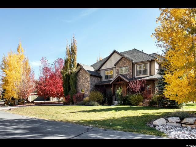 1277 N Windmill Ln, Midway, UT 84049 (#1563330) :: Eccles Group