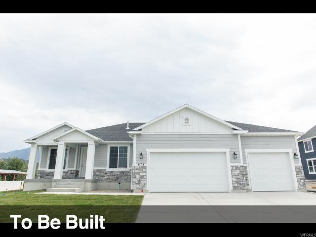 855 N Silver Wolf Rd #74, Elk Ridge, UT 84651 (#1563380) :: Big Key Real Estate