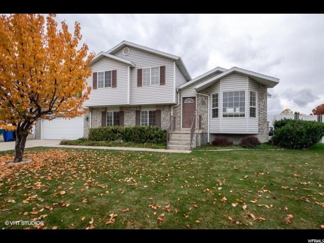 7082 S Swan Hill Dr, West Jordan, UT 84084 (#1563507) :: Big Key Real Estate