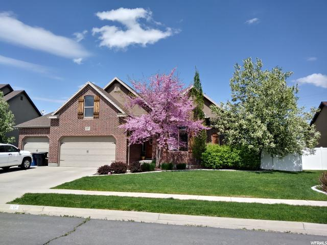 668 W 1850 S, Syracuse, UT 84075 (#1563524) :: Big Key Real Estate