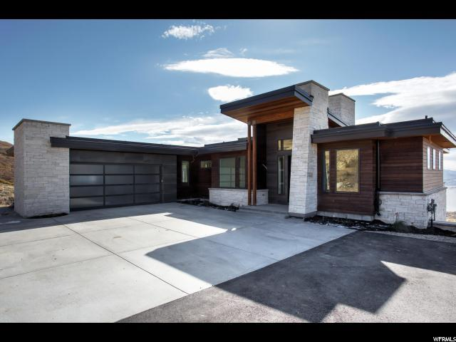 13858 N Deer Canyon Dr, Heber City, UT 84032 (#1563561) :: The One Group
