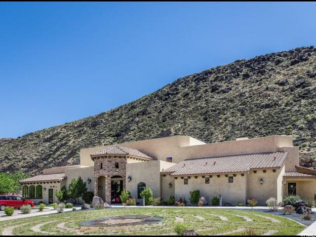 730 N Spring Dr E, Toquerville, UT 84774 (#1563571) :: Colemere Realty Associates