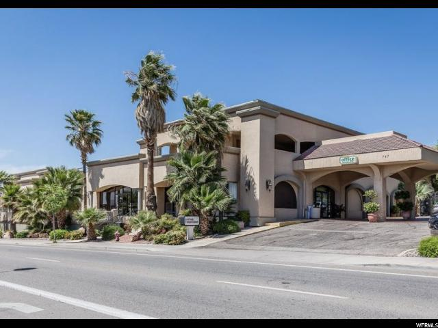 747 E St. George Blvd N, St. George, UT 84770 (#1563573) :: Colemere Realty Associates