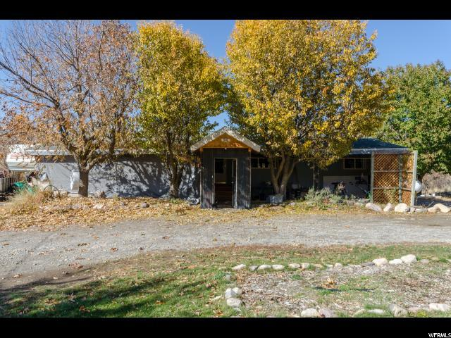 13011 N High Creek Road Rd, Cove, UT 84320 (#1563653) :: Eccles Group