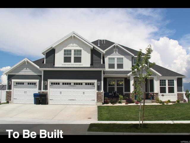 82 W Wayside Dr #124, Saratoga Springs, UT 84045 (#1563655) :: Red Sign Team