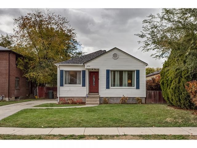 2730 S 1300 E, Salt Lake City, UT 84106 (#1563657) :: RE/MAX Equity