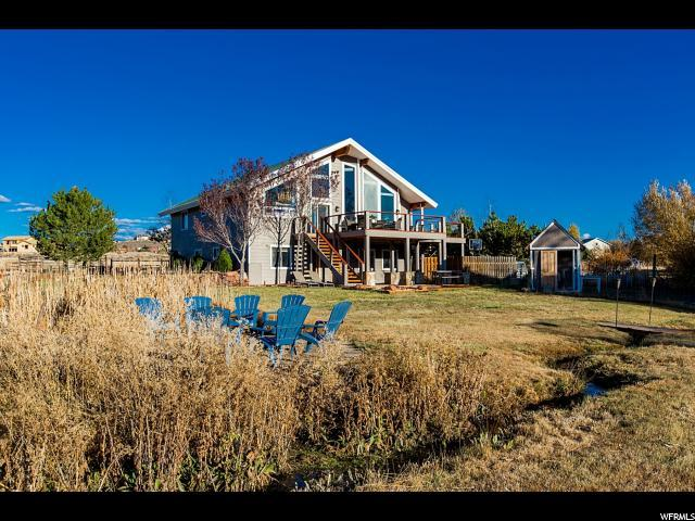 6297 Starview Dr, Park City, UT 84098 (MLS #1563728) :: High Country Properties
