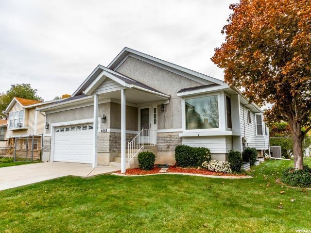 4062 W 3980 S, West Valley City, UT 84120 (#1563801) :: Big Key Real Estate