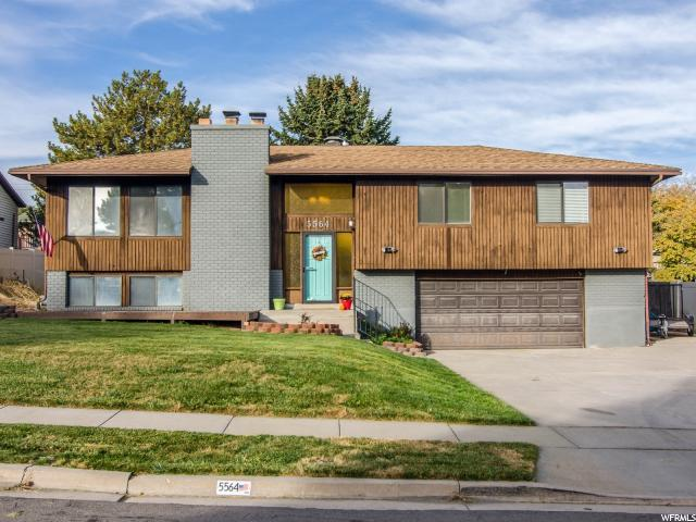 5564 S Danube Cir W, Taylorsville, UT 84129 (#1563824) :: Exit Realty Success
