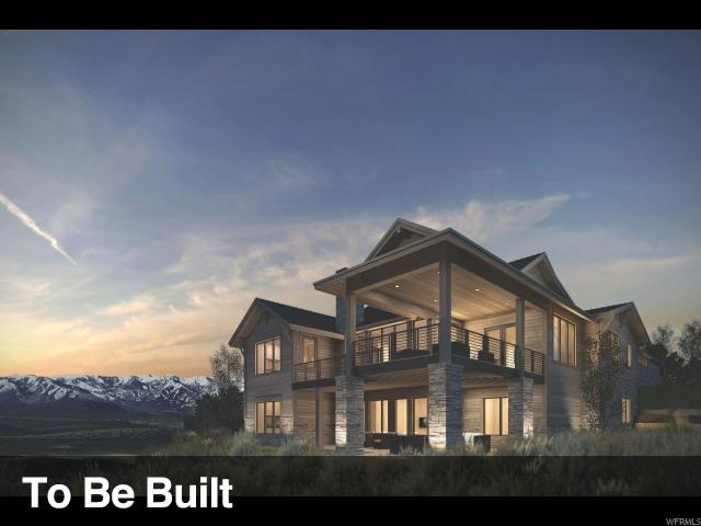 6488 Nicklaus Valley Rd, Park City, UT 84098 (#1563842) :: C4 Real Estate Team