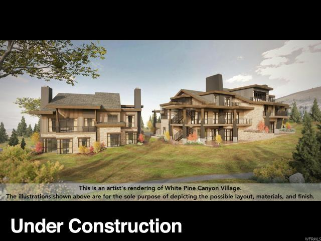 1910 Stone Hollow. Ct #6, Park City, UT 84098 (MLS #1563859) :: High Country Properties