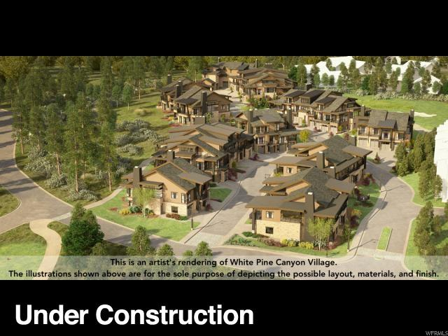 1914 Stone Hollow. Ct #7, Park City, UT 84098 (MLS #1563863) :: High Country Properties