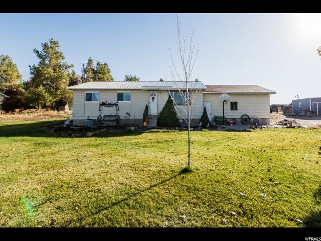 54 S 400 W, Trenton, UT 84338 (#1563937) :: Eccles Group