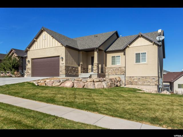 328 W Ruger Dr S, Saratoga Springs, UT 84045 (#1563999) :: Action Team Realty