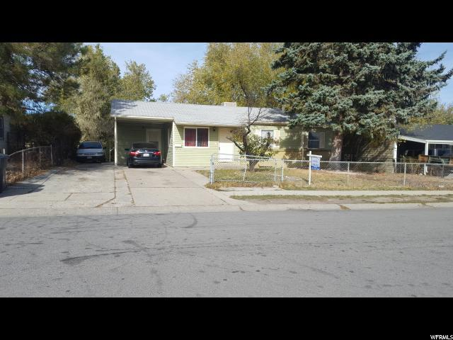 4860 W 5015 S, Kearns, UT 84118 (#1564022) :: Big Key Real Estate