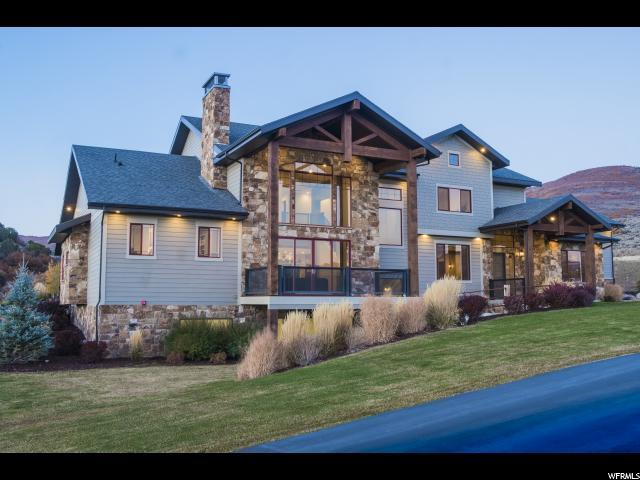 4115 Greener Hills Dr, Heber City, UT 84032 (MLS #1564096) :: High Country Properties