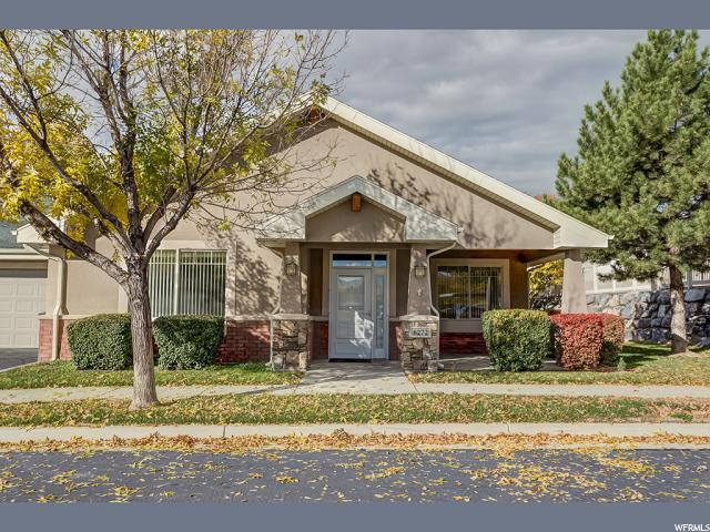 6272 S Laura Jo Ln W, Taylorsville, UT 84129 (#1564134) :: Red Sign Team
