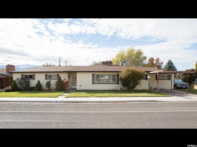 165 W 500 N, Richfield, UT 84701 (#1564141) :: RE/MAX Equity