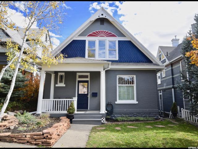 334 N D St E, Salt Lake City, UT 84103 (#1564239) :: Colemere Realty Associates