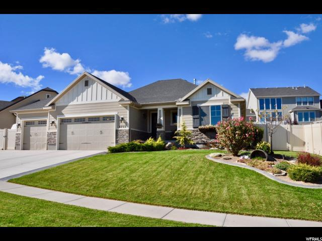 2753 Wildflower Dr S, Saratoga Springs, UT 84043 (#1564404) :: Action Team Realty