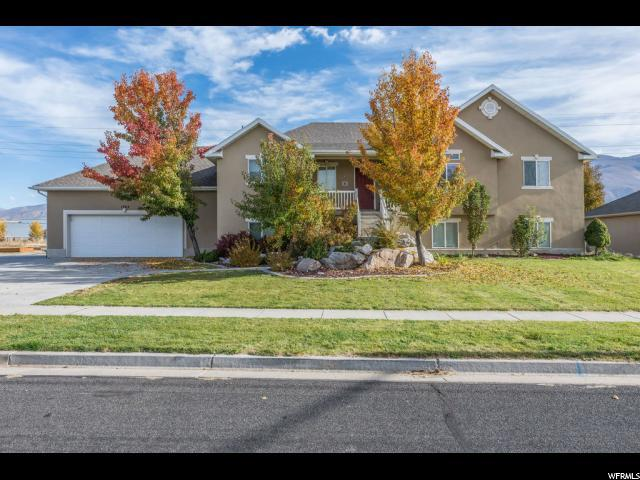 1964 W Ranch Rd S, Farmington, UT 84025 (#1564450) :: Colemere Realty Associates
