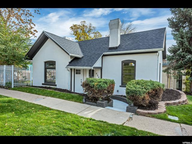 454 E 6TH Ave N, Salt Lake City, UT 84103 (#1564455) :: Colemere Realty Associates