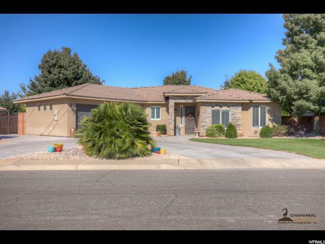 425 E 1470 S, Washington, UT 84780 (#1564521) :: The Utah Homes Team with iPro Realty Network
