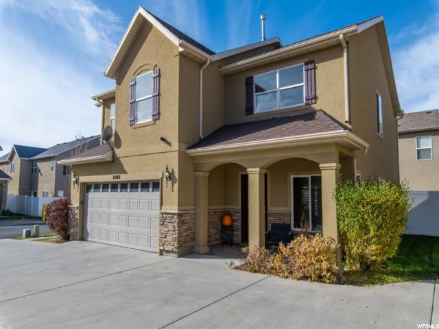 1408 E 6150 S, South Ogden, UT 84405 (#1564527) :: Big Key Real Estate