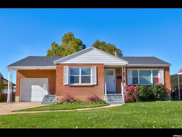 5325 S 2200 W, Roy, UT 84067 (#1564537) :: The One Group
