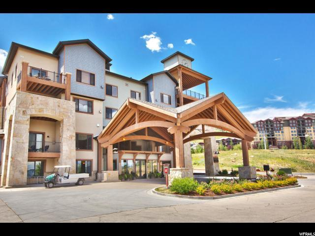 2669 Canyons Resort Dr #106, Park City, UT 84098 (#1564572) :: Red Sign Team