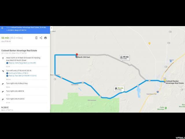 Address Not Published, Beryl, UT 84714 (#1564605) :: Bustos Real Estate | Keller Williams Utah Realtors