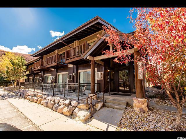 2255 Sidewinder Dr #603, Park City, UT 84060 (#1564671) :: Powerhouse Team   Premier Real Estate