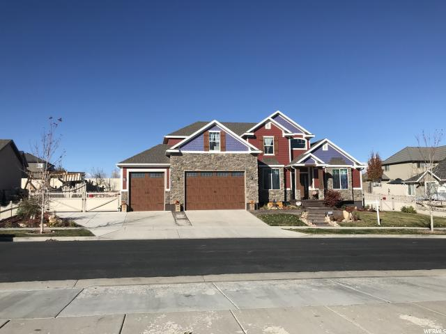 7372 W Aberford, West Jordan, UT 84081 (#1564706) :: The Fields Team