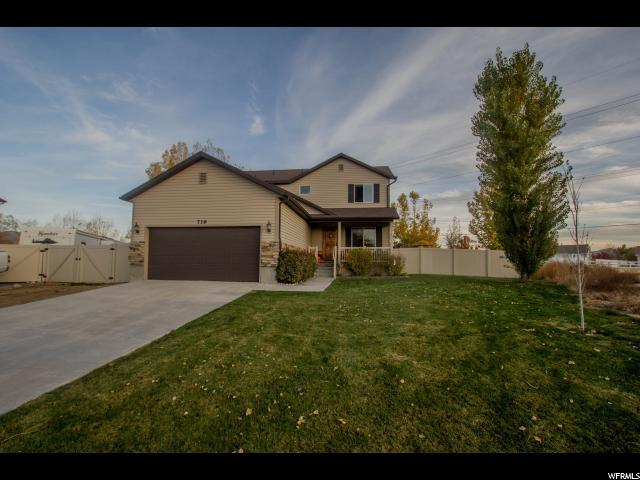716 E East Ranch Rd, Grantsville, UT 84029 (#1564720) :: Eccles Group