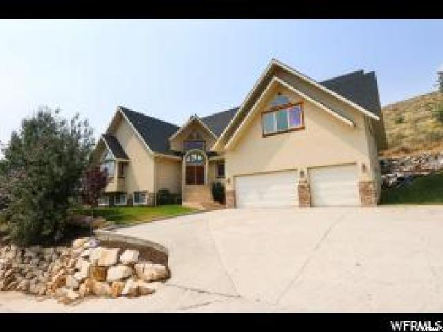 5395 Pioneer Fork Rd, Salt Lake City, UT 84108 (#1564749) :: The Fields Team