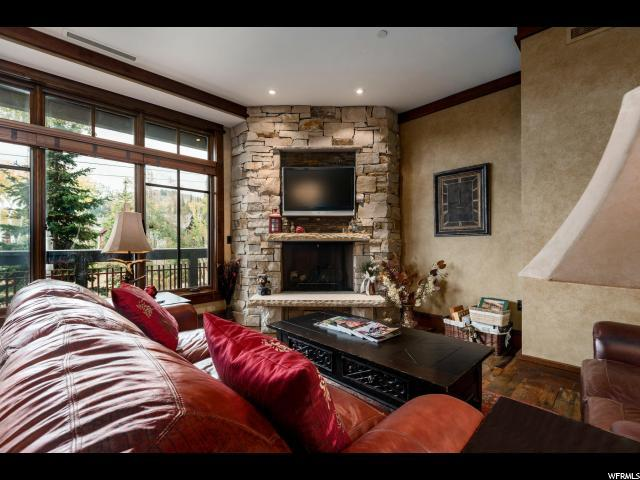 8886 Empire Club Dr #206, Park City, UT 84060 (#1564757) :: Big Key Real Estate