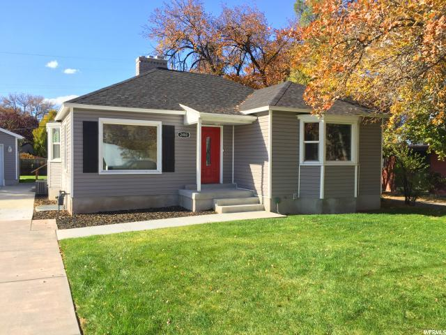 2480 S 1700 E, Salt Lake City, UT 84106 (#1564841) :: RE/MAX Equity