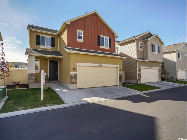 897 W Edinburgh Dr, North Salt Lake, UT 84054 (#1564843) :: Big Key Real Estate