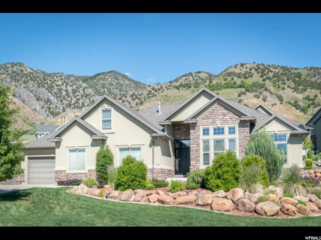 729 Eagle View Dr, Providence, UT 84332 (#1564921) :: Exit Realty Success